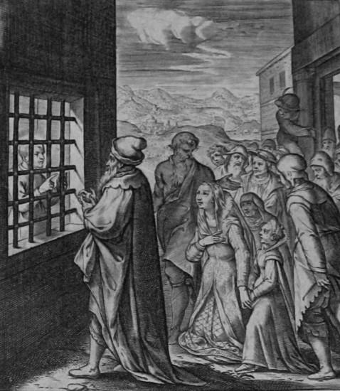 Ignatius Loyola in Prison